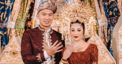 Sah Menikah, Ini 5 Fakta Pernikahan Nikita Willy Indra Priawan