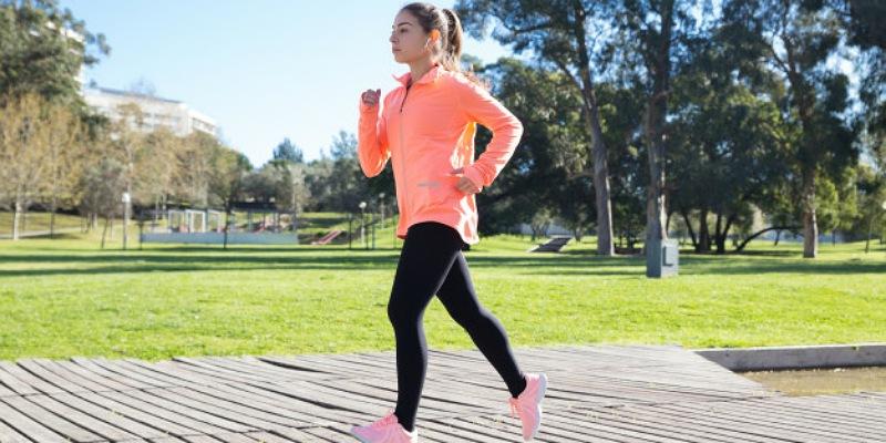 4. Mulailah secara perlahan membuat tubuh beradaptasi