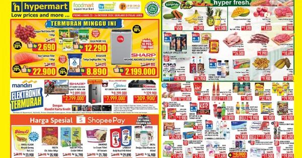 Katalog Promo Jsm Periode 23 25 Oktober 2020 Popmama Com