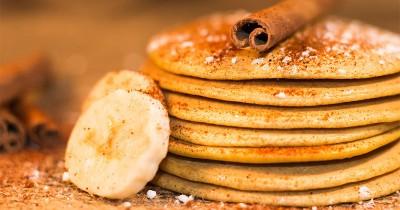 Resep Banana Pancake Sebagai Alternatif Sarapan yang Mudah dan Enak