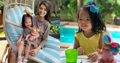 9 Potret Menggemaskan Amaira, Putri dari Chef Farah Quinn