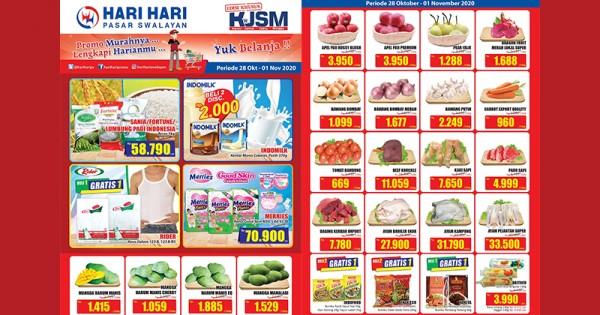 Katalog Promo Jsm Periode 30 Oktober 1 November 2020 Belanja Murah Popmama Com