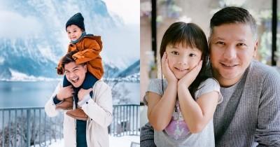 Bikin Gemas 10 Potret Kedekatan Artis Papa Anak Perempuannya