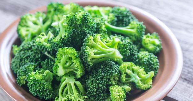 9. Sayur-sayuran