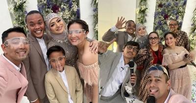 Sah Menikah Nathalie Holscher, Sule Ingin Pu Dua Orang Anak