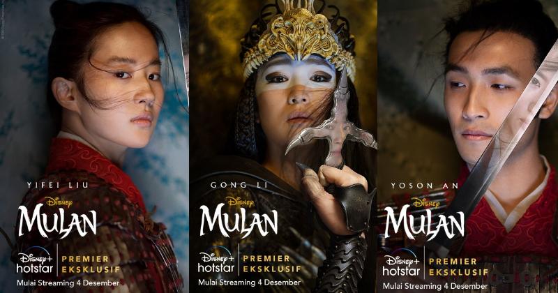 3 Artis Indonesia Pengisi Suara Film Mulan Karya Disney Popmama Com