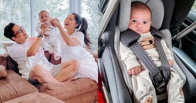 Berbagi Pengalaman, Tiara Pangestika Ungkap Drama Penggunaan Car Seat
