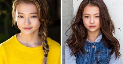 15 Potret Ella Gross, Model Remaja Mirip Jennie Blackpink
