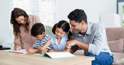 Agar Disiplin, 5 Aturan Dasar yang Perlu Ditetapkan Di Rumah