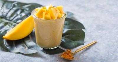 Nikmat Sehat, Resep Yoghurt Mangga Sederhana Anak