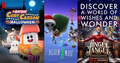 7 Film Natal Anak Terbaru Tahun 2020 Wajib Ditonton Netflix