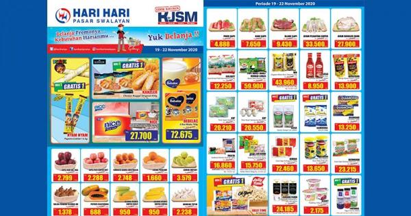 Katalog Promo Jsm Periode 20 22 November 2020 Popmama Com