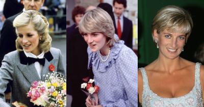 Cocok Mama Muda Ini 6 Gaya Rambut Lady Diana dari Masa ke Masa