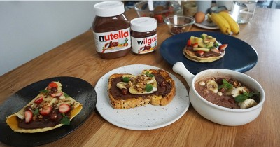Inspirasi Sarapan Anak, Ini Cara Membuat Pancake Spesial Praktis