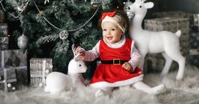 30 Rangkaian Nama Bayi Perempuan Bertema Natal, Doa Sukacita Damai