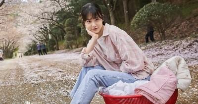 7 Potret Gaya Shin Ye Eun, Lawan Main Ong Seongwu di More Than Friends