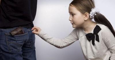 Cermati Baik-Baik, Inilah Tanda Anak Mengalami Kleptomania