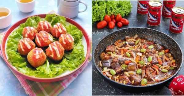 7 Resep Olahan Dari Makanan Kaleng Yang Lezat Dan Praktis Popmama Com