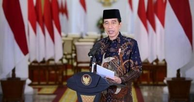 Penjelasan Jokowi Soal Angka Kematian Covid-19 Indonesia Tinggi