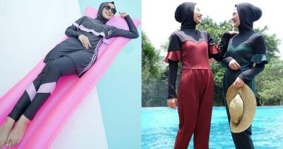 Ringan Nyaman Ini 7 Rekomendasi Merek Baju Renang Muslimah