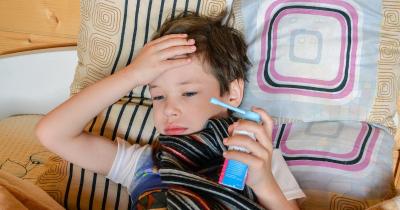 Tanda Sistem Imun Tubuh Anak Sedang Menurun