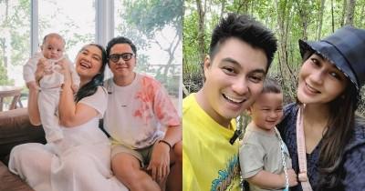 23 Potret Bayi Artis Terpopuler Tahun 2020 Jadi Idola Netizen