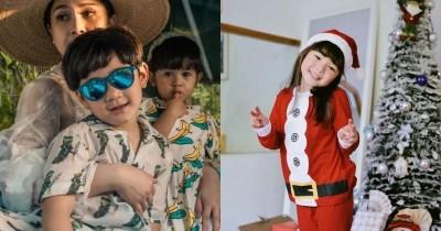 15 Potret Anak Artis Mencuri Perhatian Netizen Tahun 2020