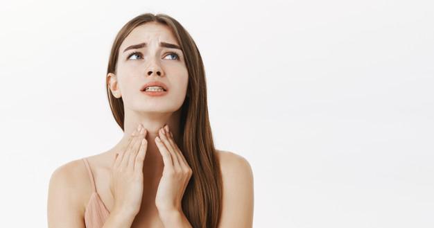 3. Ada gangguan tiroid