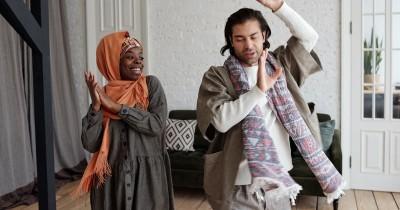 Syekh Ali Jaber Suami Istri Romantis a la Rasulullah