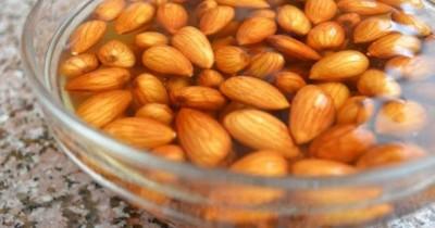 15 Manfaat Rendaman Kacang Almond Kesehatan Tubuh Anak