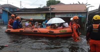 Banjir Kalimantan Selatan Semakin Meluas Sudah Ada Korban Jiwa