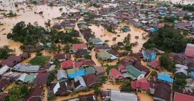Bencana Banjir di Kalimantan Selatan, Kini Berstatus Tanggap Darurat