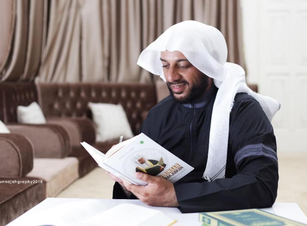 7 Nasihat Syekh Ali Jaber untuk Para Istri kepada Suami