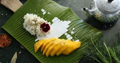 Resep Mango Sticky Rice Menu Pencuci Mulut