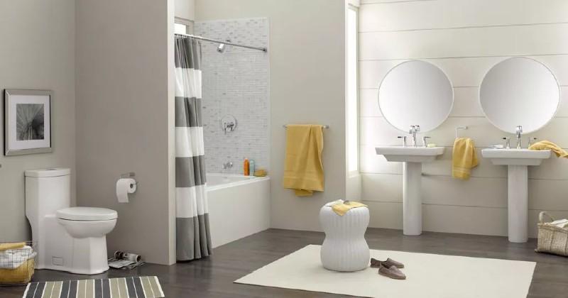 5. Perhatikan ukuran toilet bathtub