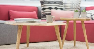 Sebelum Membeli, Intip 5 Tips Memilih Coffee Table Rumah