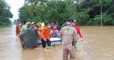 Simak! Instruksi Jokowi Dalam Menangani Banjir di Kalimantan Selatan