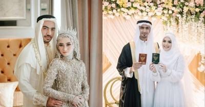 Reza D'Academy dan 8 Seleb Indonesia Ini Menikah dengan Nuansa Arab