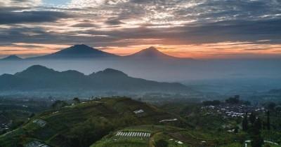 Ajari Anak Sejarah Gunung Merapi, Sudah Ribuan Tahun Alami Erupsi