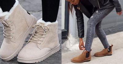 Musim Hujan, Ini 5 Model Sepatu Boots Perempuan yang Kekinian