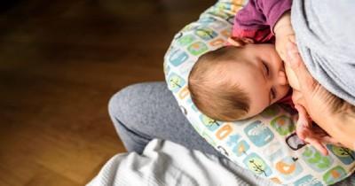 Penelitian Mengungkapkan ASI Menurunkan Risiko Obesitas pada Bayi