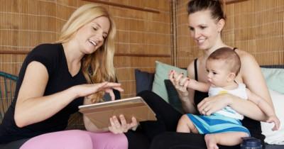 Haruskah Mama Pilih Tempat Gym dengan Pusat Penitipan Anak?