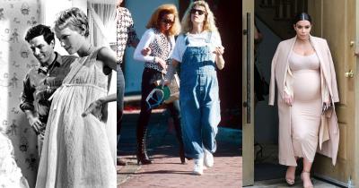 Cantik Ini 6 Evolusi Baju Hamil dari Tahun 50-an Sampai 2000-an