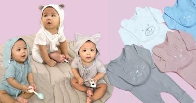 Nggak Ha Terlihat Bergaya, Baju Bayi Juga Harus Nyaman Aman