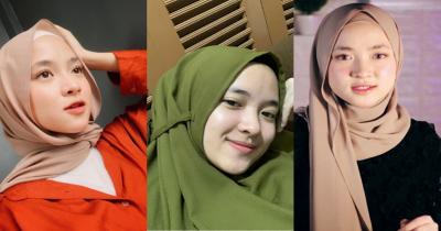 7 Gaya Hijab a la Nissa Sabyan, Cocok untuk Remaja Mama