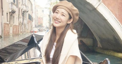 Sering Menjadi Lawan Main Aktor Tampan, Inilah Style Park Min Young
