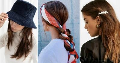6 Aksesoris Rambut yang Bikin Gaya Semakin Stylish