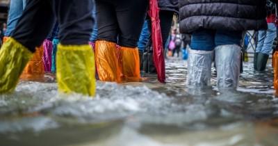 Banjir Jakarta Telan Korban Jiwa, 4 Anak-Anak Tewas Terbawa Arus