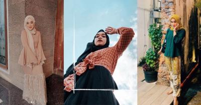 Seperti Masih Remaja Ini 7 OOTD Ririe Fairuz, Istri Ayus Sabyan