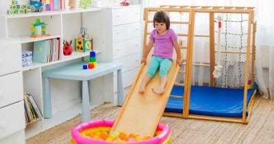9 Rekomendasi Mainan Perosotan Anak